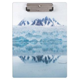 Reflexiones del glaciar, Noruega