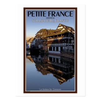 Reflexiones enfermas de Estrasburgo - río Postal