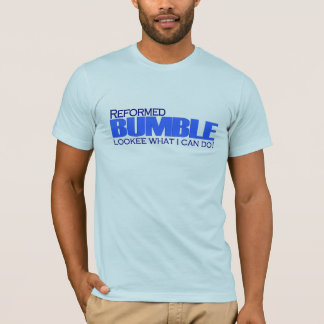Reformado manosee camiseta