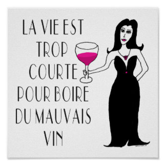 Refrán francés simplemente travieso del Vixen del  Impresiones