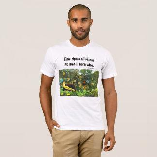 refrán y arte sabios camiseta