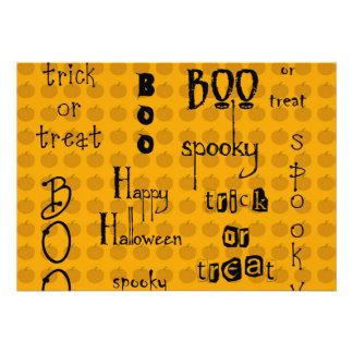 Refranes de Halloween