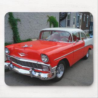 Refresque 56 Chevy Alfombrilla De Ratón