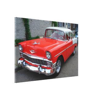 Refresque 56 Chevy Impresión En Lienzo