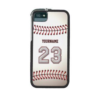 Refresque el béisbol cosido número 23
