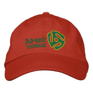REFRESQUE el casquillo bordado personalizeDJ Gorras Bordadas