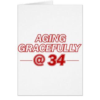 refresque los regalos de 34 años