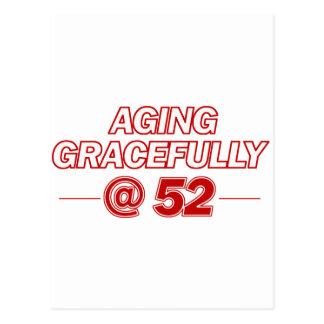 refresque los regalos de 52 años postal