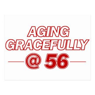 refresque los regalos de 56 años