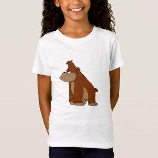 Refresqúese y las lindas camisetas para los niños