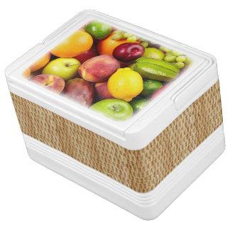 Refrigerador de la cesta de fruta