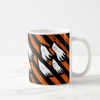 Refugio enojado del fantasma taza de café