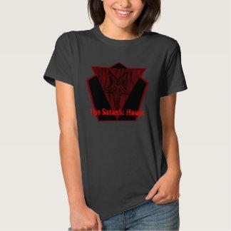 Refugio satánico: Recomendación profana 1 Camisetas