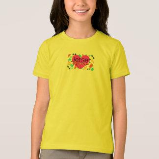 Regaliz de Jetset > camiseta de los chicas -