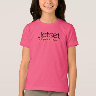 Regaliz de Jetset > camiseta de los chicas