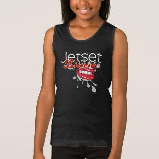 Regaliz de Jetset > camisetas sin mangas de los