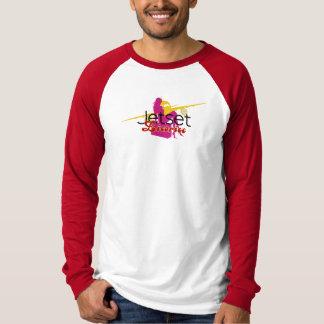 Regaliz de Jetset > la camiseta de los hombres -