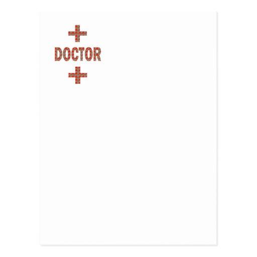REGALO BARATO de la atención sanitaria del hospita Tarjeta Postal