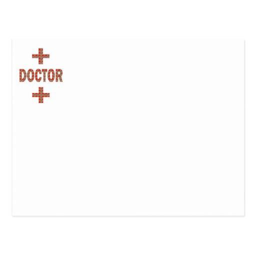 REGALO BARATO de la atención sanitaria del hospita Postales