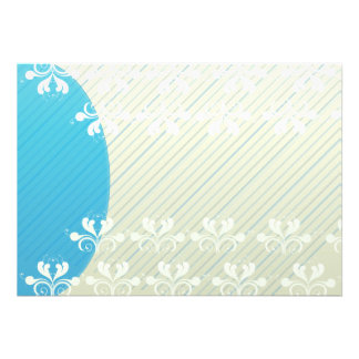 Regalo blanco elegante de la tarjeta del día de Sa Anuncio Personalizado