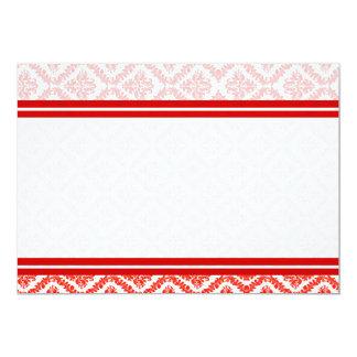 Regalo bonito de la tarjeta del día de San Invitación 12,7 X 17,8 Cm