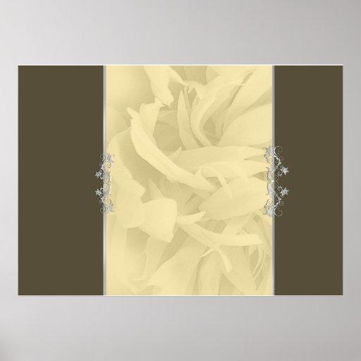 Regalo coloreado sandalia creativa del flor impresiones