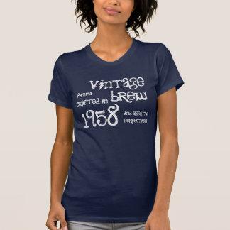 Regalo conocido de encargo del Brew del vintage Camisas