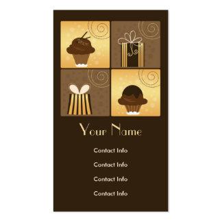 Regalo creativo tarjetas personales