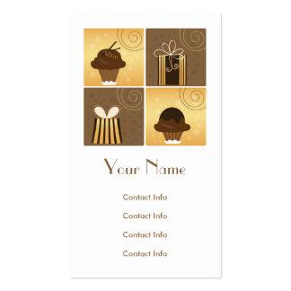 Regalo creativo tarjetas de visita