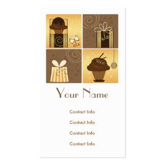 Regalo creativo tarjeta personal