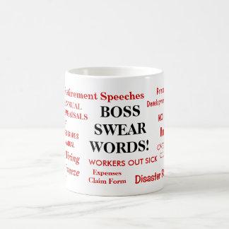 Regalo de Boss - la taza más divertida del chiste