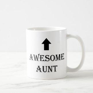 Regalo de encargo de tía Mug Personalized para la Taza