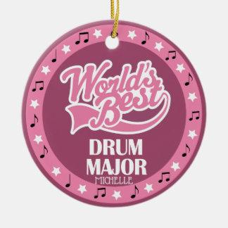Regalo de la banda del ornamento del tambor mayor