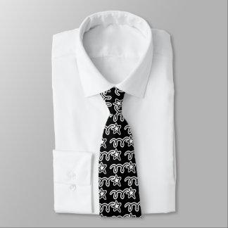 Regalo de la corbata del modelo de la estrella