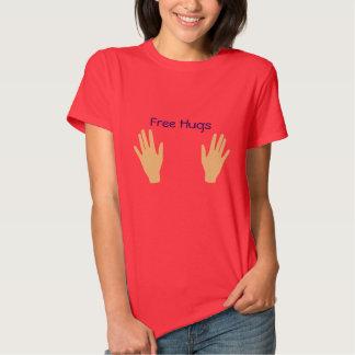 Regalo de promoción camisetas