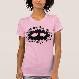 regalo de promoción popular de la dicha camisetas