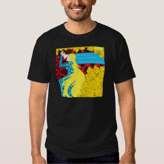 Regalo de Tristan y de Iseult con cita Camisetas