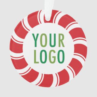 Regalo de vacaciones Acrylic Logo Ornament Custom