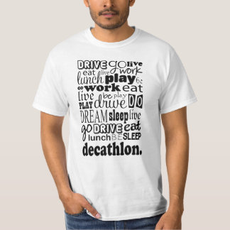Regalo del Decathlon Camiseta
