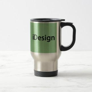 Regalo del diseñador del decorador de interiores taza de viaje