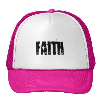 regalo del gorra de la fe