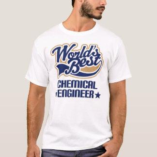 Regalo del ingeniero químico camiseta