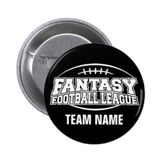 Regalo del personalizado del fútbol FFL de la fant Pin