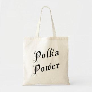 Regalo del poder de la polca bolsa