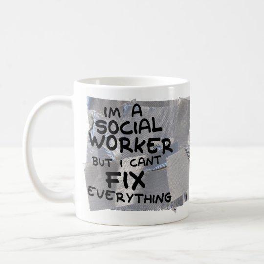 Regalo divertido de la taza de café - arreglo del