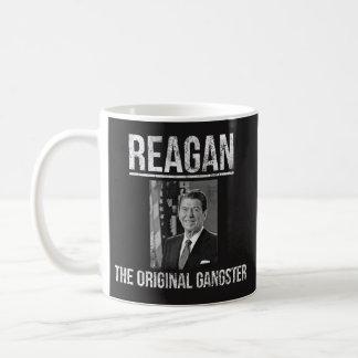 Regalo divertido de la taza de café - Reagan,