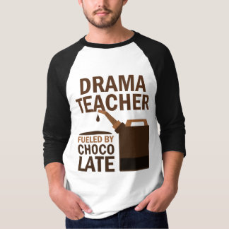 Regalo (divertido) del profesor del drama camiseta