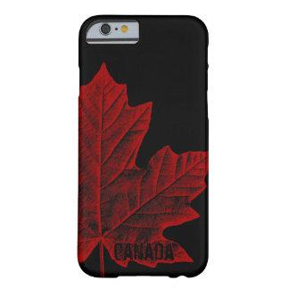 Regalo fresco de la hoja de arce de Canadá del Funda Para iPhone 6 Barely There