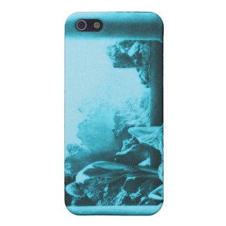 Regalo fresco elegante de la funda del iPhone de l iPhone 5 Coberturas