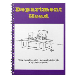 Regalo-Management del cuaderno de los asuntos